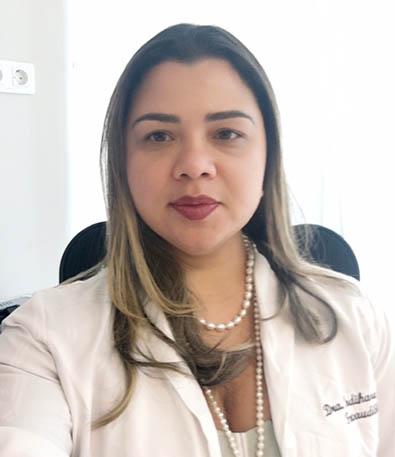 Dra. INDIHARA SANTOS ALVES HORA