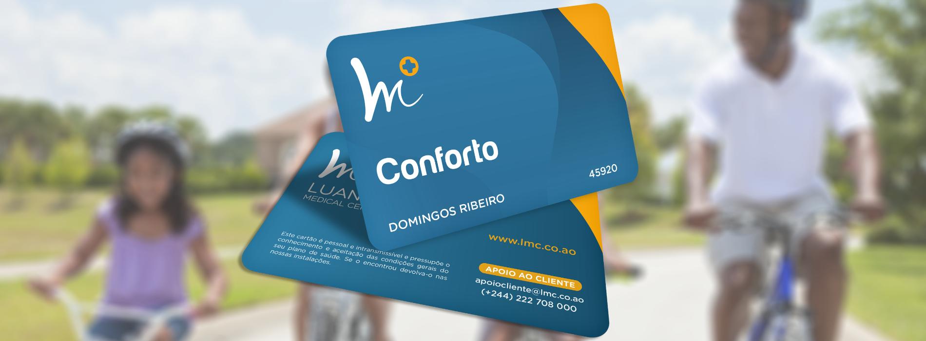 Cartão Conforto Luanda Medical Center