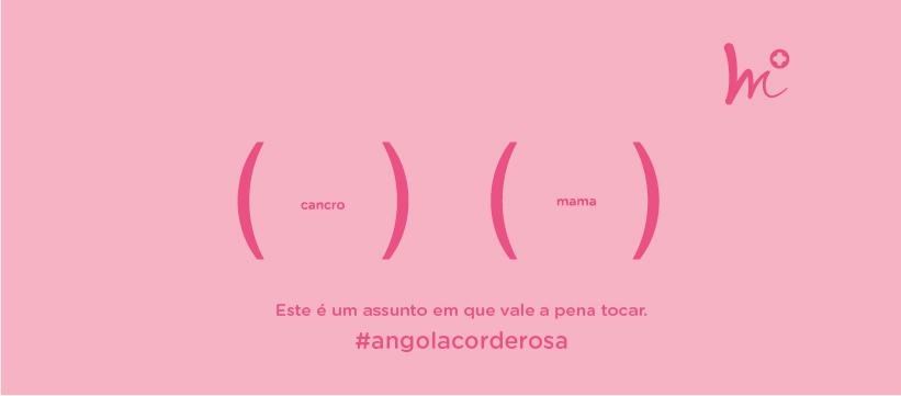 Angola Cor de Rosa